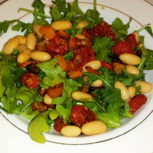 Richmond Wellness - Vegetable Bean Salad
